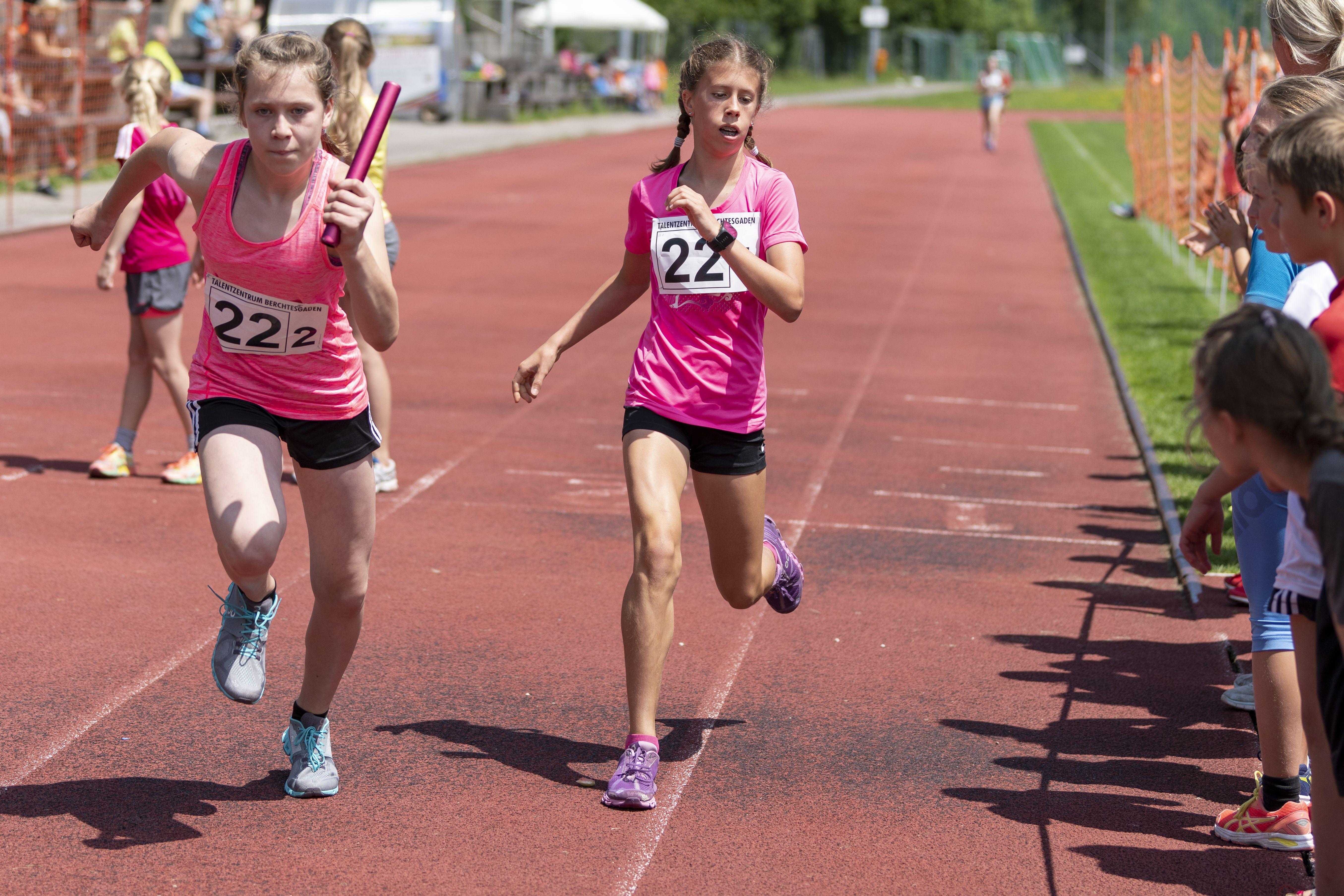 01.07.2018, Berchtesgaden, Breitwiese, Kinderolympiade,