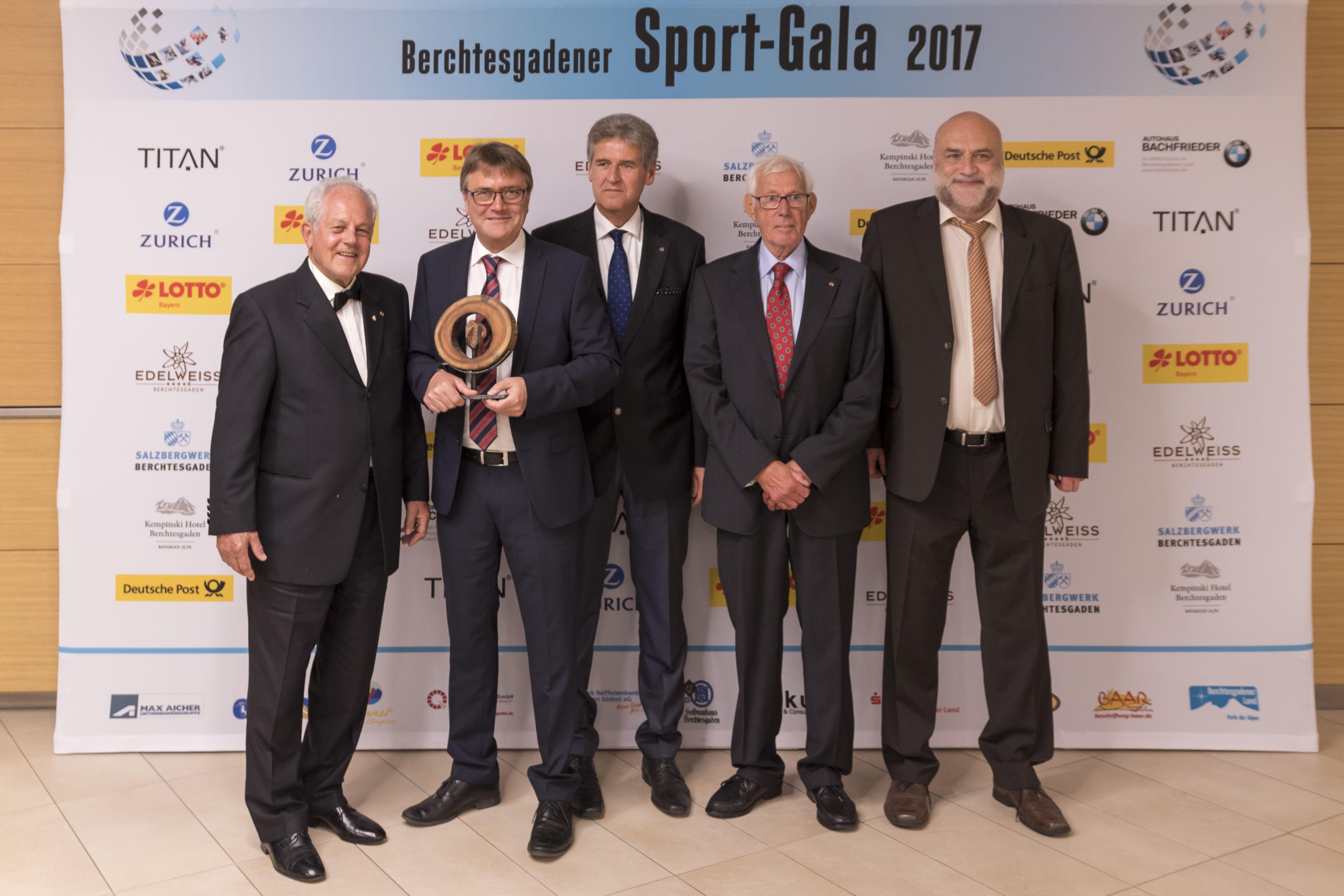 Berchtesgaden, Deutschland, Kurhaus, 05.5.2017, , Sportgala 2017