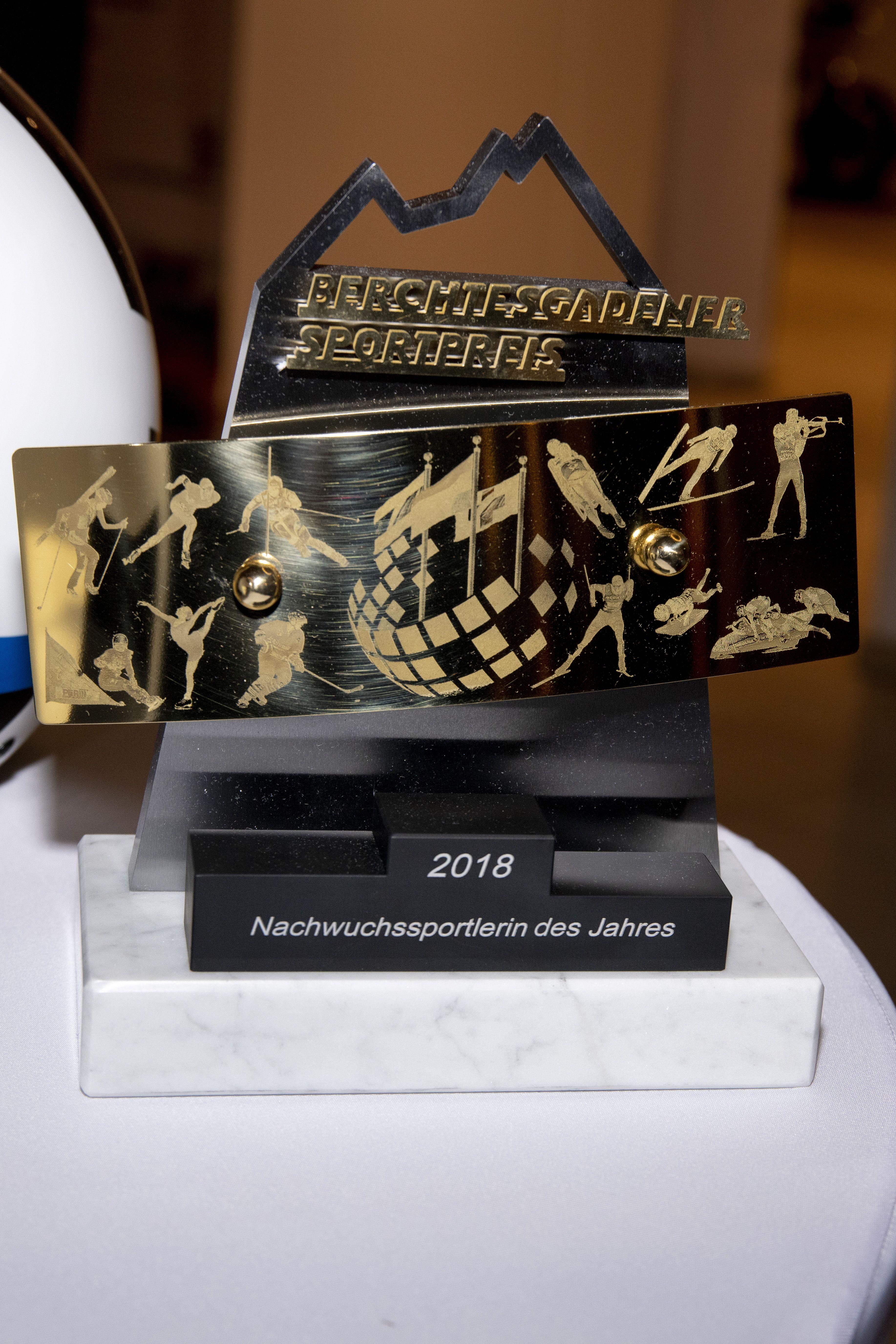 04.05.2018, Sportgala,  Kur- und Kongresshaus, Berchtesgaden
