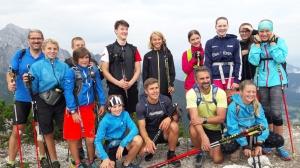 Auf dem Gipfel des Ciprnik