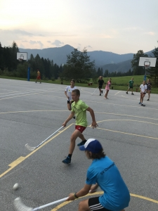 Hockey war hoch im Kurs