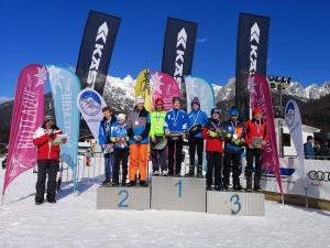 Staffelsieg S12 S13 mit Kilian Robl und Anton Hasenknopf